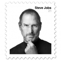 U.S. Postal Service Set To Release A Collectible 'Steve Jobs' Stamp in 2015