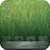 Jailbreak Tweak 'Auxo' Turns App Switcher Concept into Reality