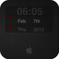 The iPhone 5 [LockScreen Theme]