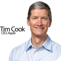 Watch Charlie Rose's Interview With Apple CEO Tim Cook's  [First Half] [Video]