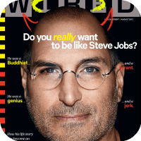 Steve Jobs To Be Featured on the Cover of Wired Magazine