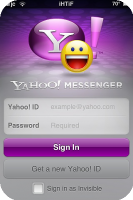 Yahoo Messenger [Released]